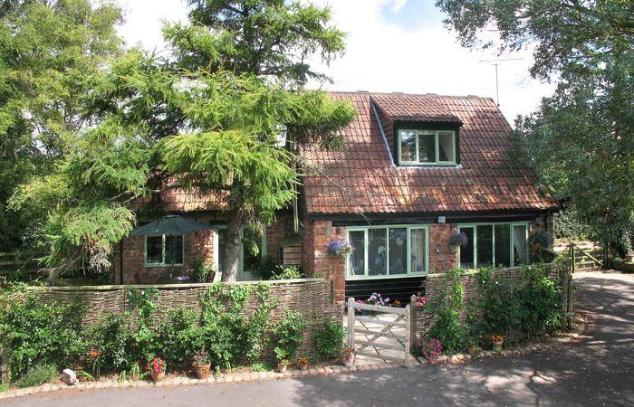 An image of 'Cornflower Cottage'