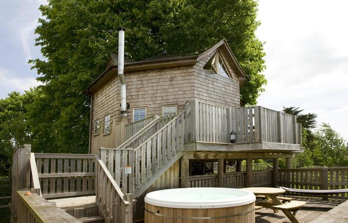 An image of 'The Treehouse'